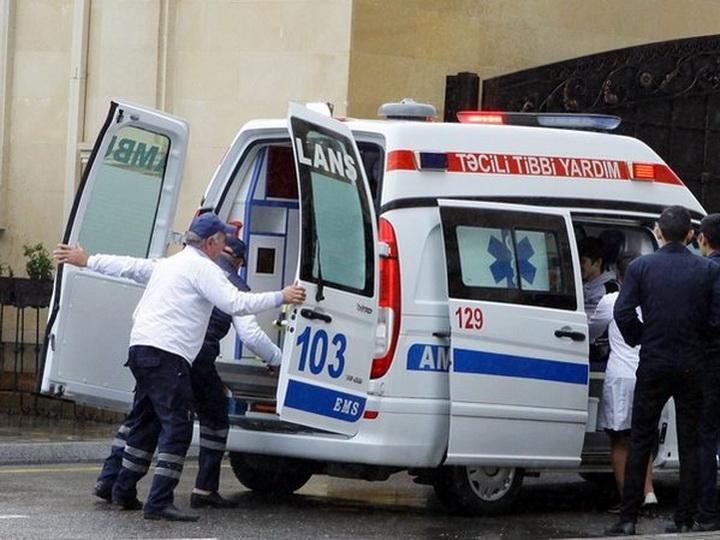 В Баку женщина угорела в ванной