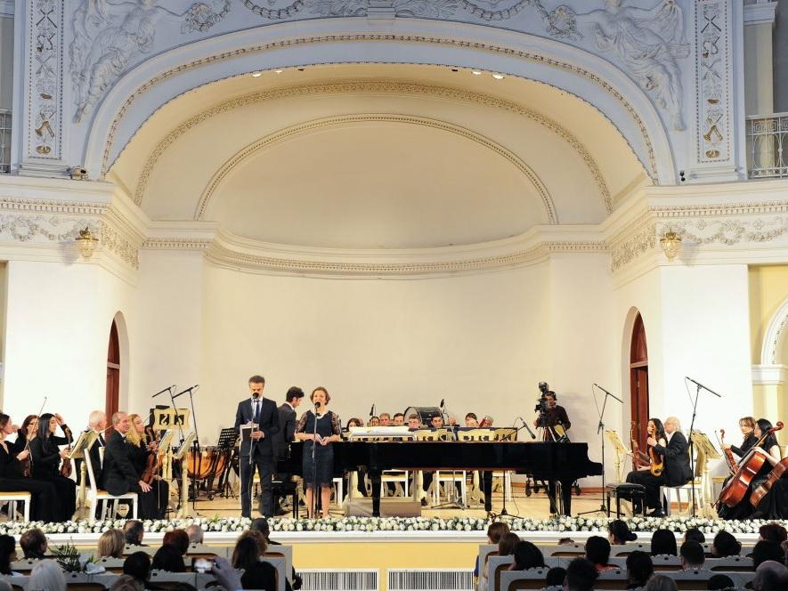 В Филармонии отметили закрытие Недель Франкофонии