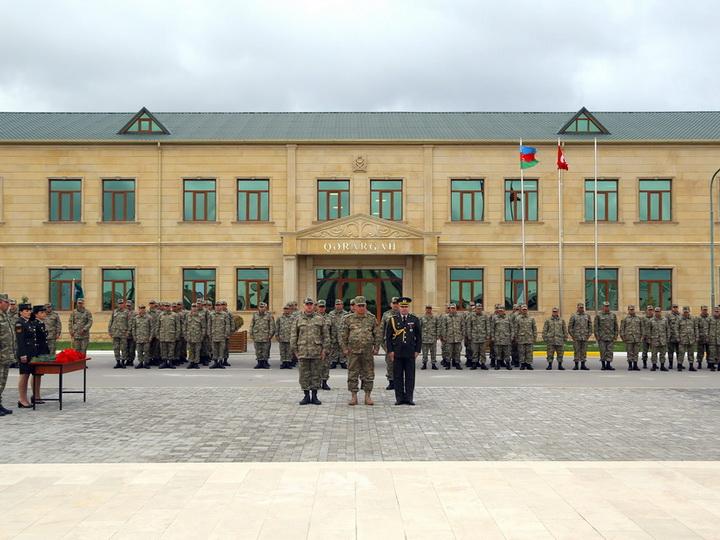 В Азербайджане пройдут совместные с Турцией военные учения - ФОТО - ВИДЕО