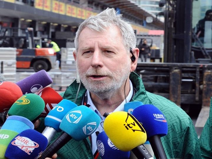 Tom Butçer: Bakı şəhər halqası Formula 1 yarışlarına tam hazırdır