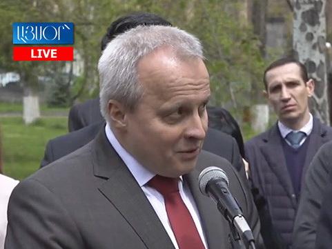 Посол России ответил на обвинения Пашиняна об антиармянской риторике на ТВ