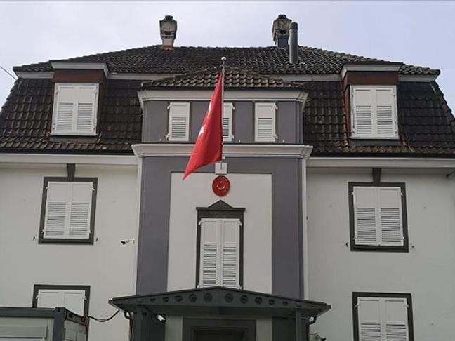 Здание генконсульства Турции в Цюрихе подверглось нападению