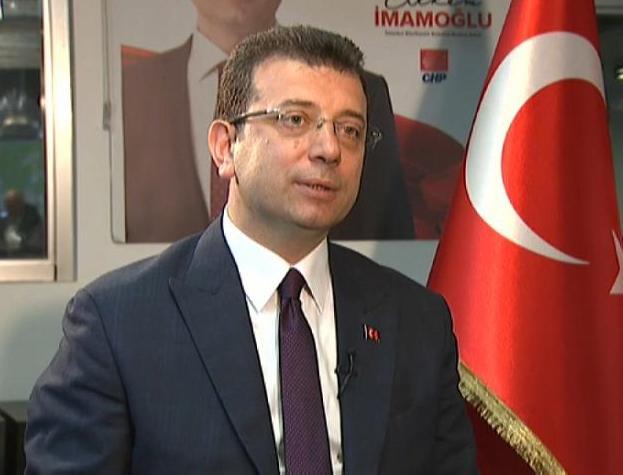 İmamoğlu azərbaycanlı jurnalistə təşəkkür etdi