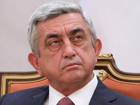 Sarkisyan: Vaxt gələcək, bütün suallara cavab verəcəyəm