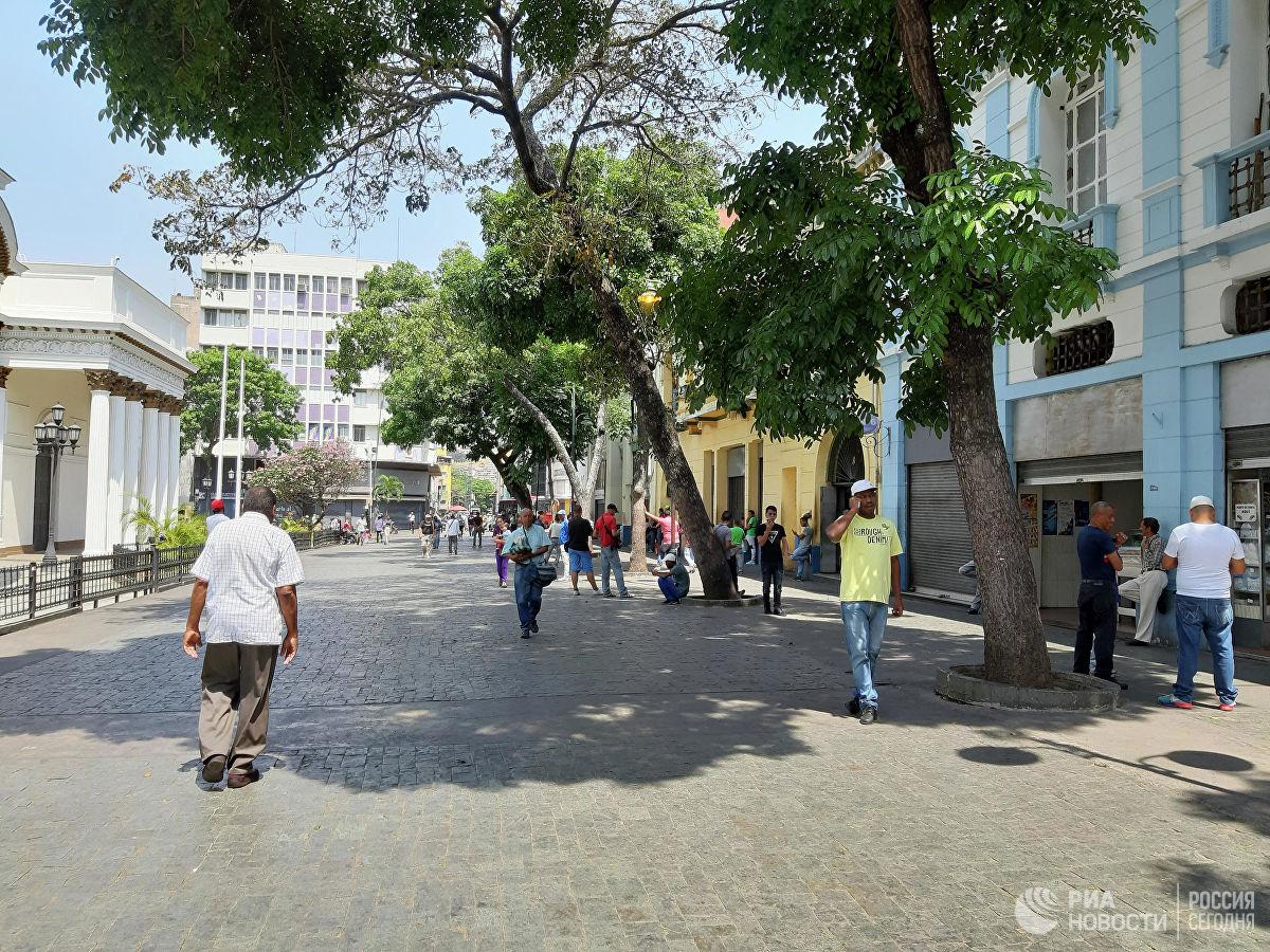 Власти Венесуэлы установили причастных к атакам на электросистему