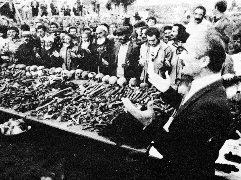 Перевернутая история: Мифы и факты в вопросе «геноцида армян»