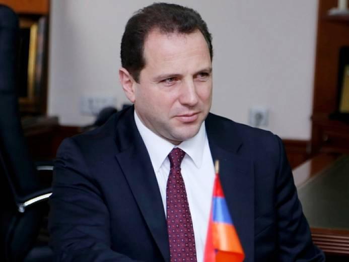 Армения намерена расширить сотрудничество с «Рособоронэкспортом»