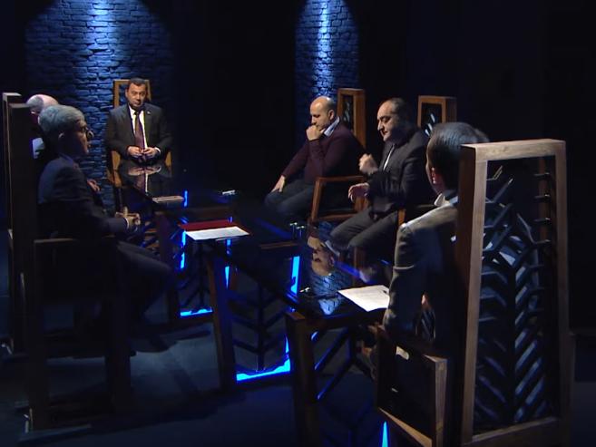 На телеканале İTV были обсуждены актуальные политические события последнего времени – ВИДЕО