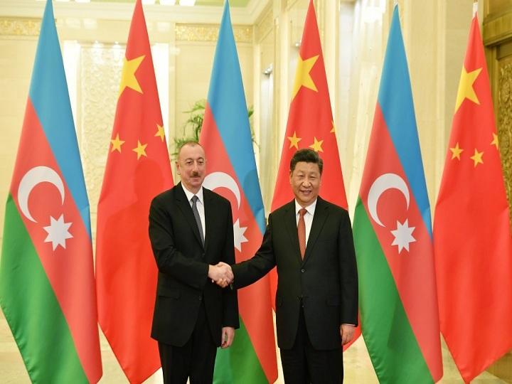 Si Cinpin: Azərbaycan Avrasiya məkanında Çinin əsas tərəfdaşlarından biridir