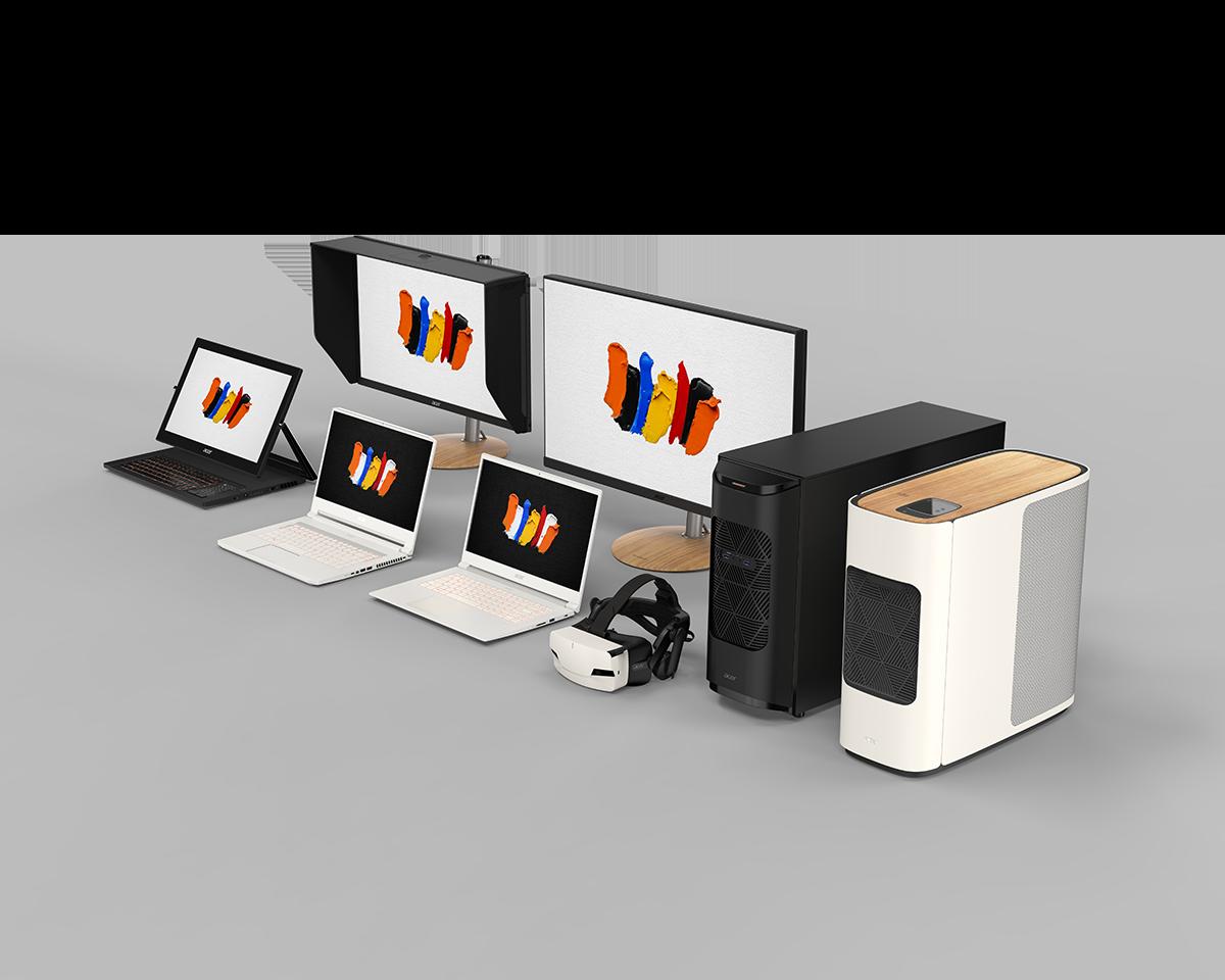Компания Acer презентовала новые модели ноутбуков – ФОТО