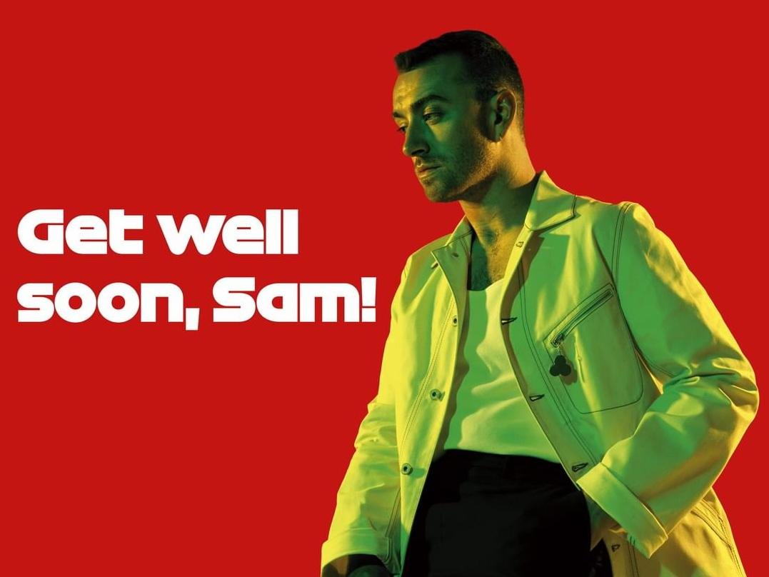 Отменен бакинский концерт Сэма Смита – ФОТО
