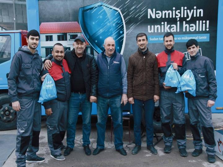 """Yeni nəsil """"Holcim Unikal"""" sementi Azərbaycana təqdim olundu – FOTO – VİDEO"""