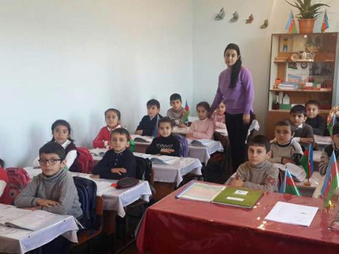 Самира Сафарова: Каждый учитель обязан прививать ученикам чувства патриотизма, долга перед Родиной, ответственности за свои поступки