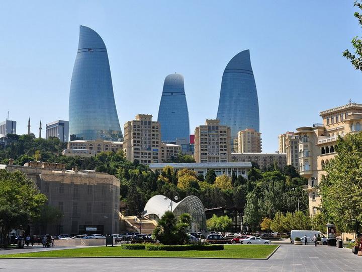 Осадков в Баку не ожидается