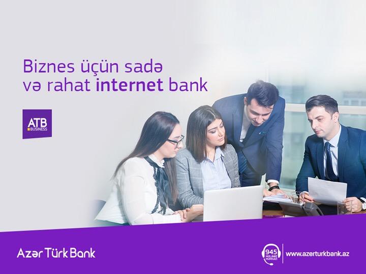 Azer Turk Bank представил услугу корпоративного интернет-банкинга нового поколения