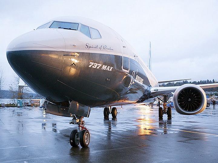 Boeing оценил убытки от запретов на полеты самолетов 737 Max в $1 млрд