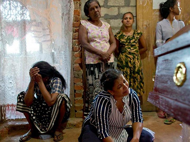 На Шри-Ланке уточнили число жертв терактов