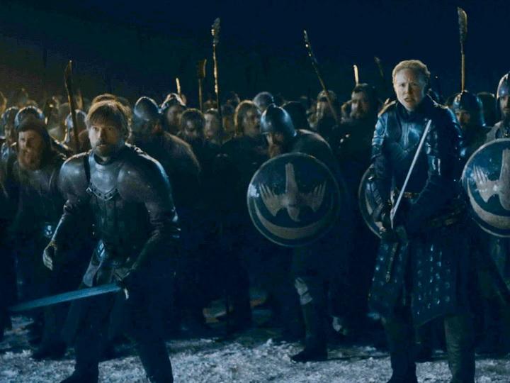 Новые кадры третьего эпизода финального сезона «Игры престолов» - ФОТО