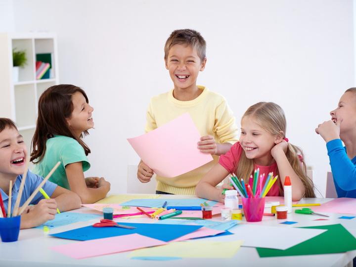 В Баку стартуют курсы для специалистов по детскому развитию CHED - ФОТО