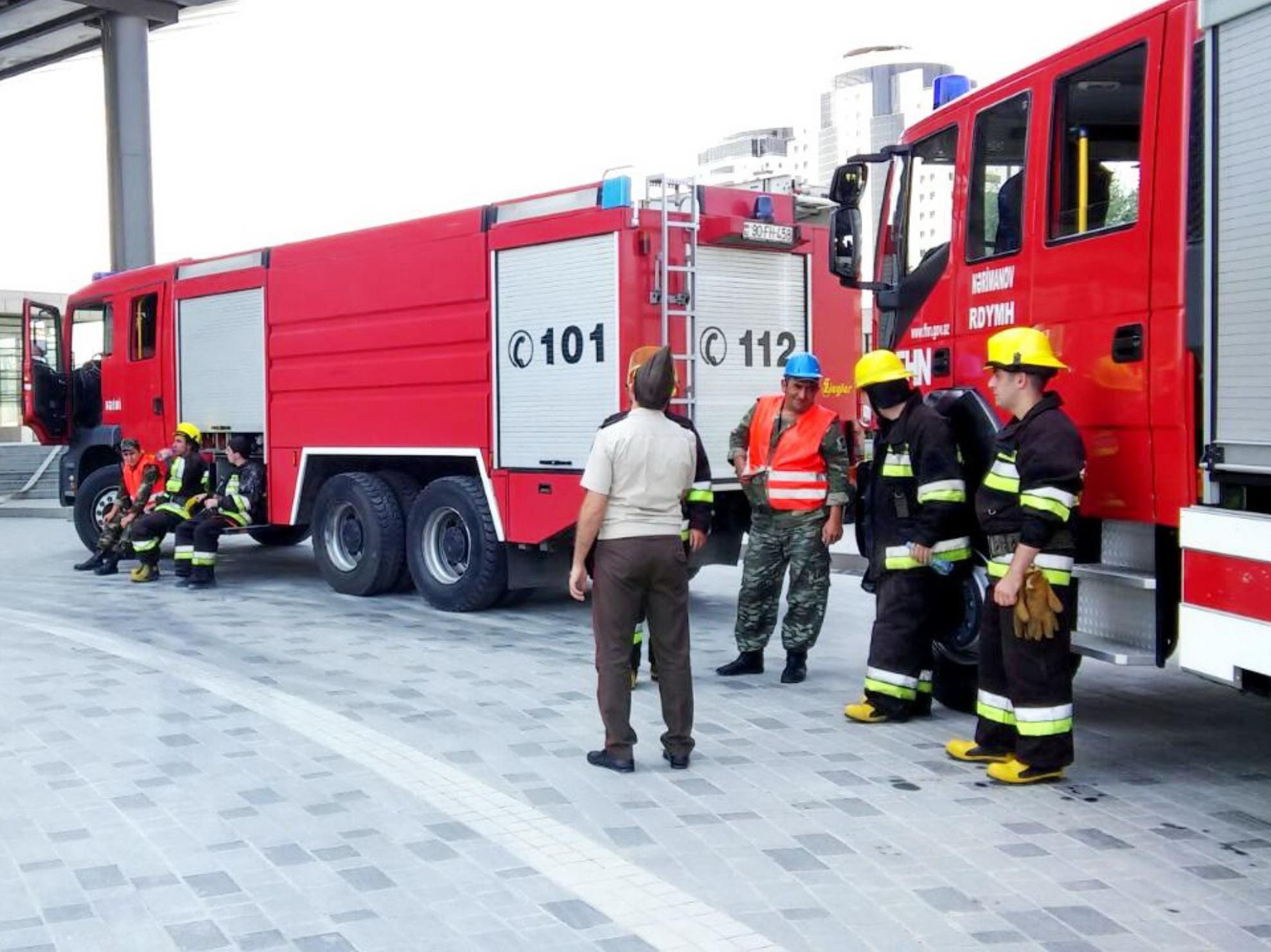 В ИВ Баку создан штаб для устранения пробок