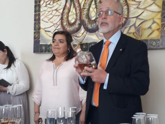 Производители традиционного мексиканского напитка представили свою продукцию в Баку – ФОТО