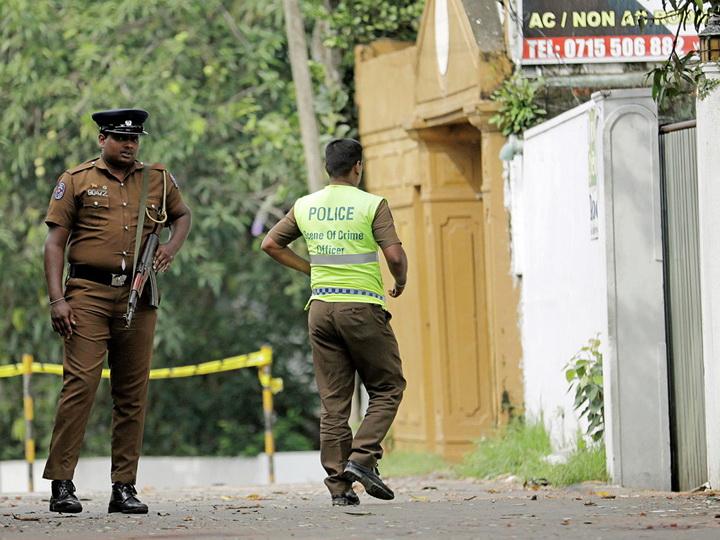 Ещё три взрыва прогремели в Шри-Ланке