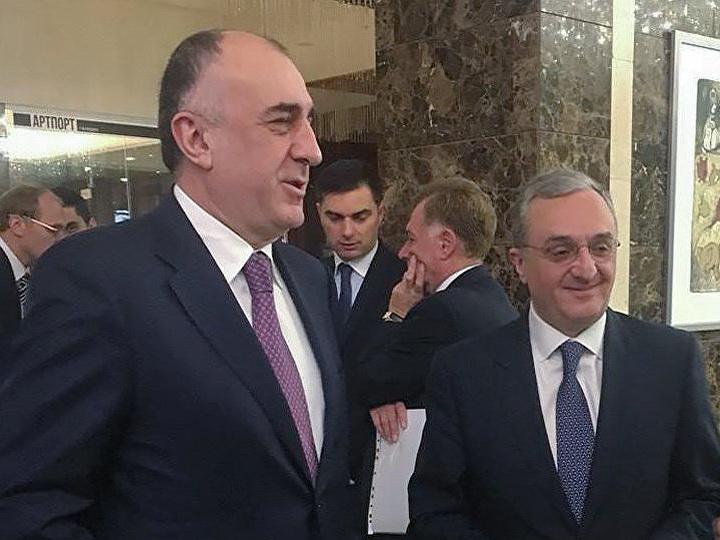Мнацаканян о возможности встречи с Мамедъяровым в Вашингтоне
