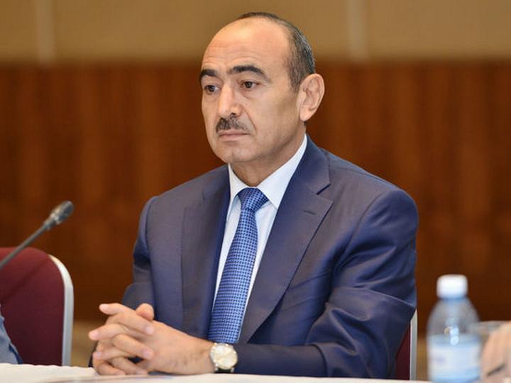 Али Гасанов: «Политика, построенная на клевете, рано или поздно раскрывается»