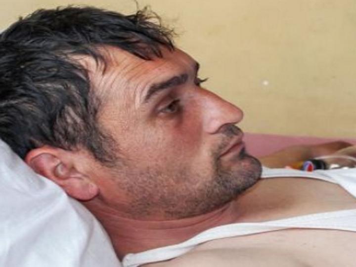 В Армении прооперировали пленного азербайджанца