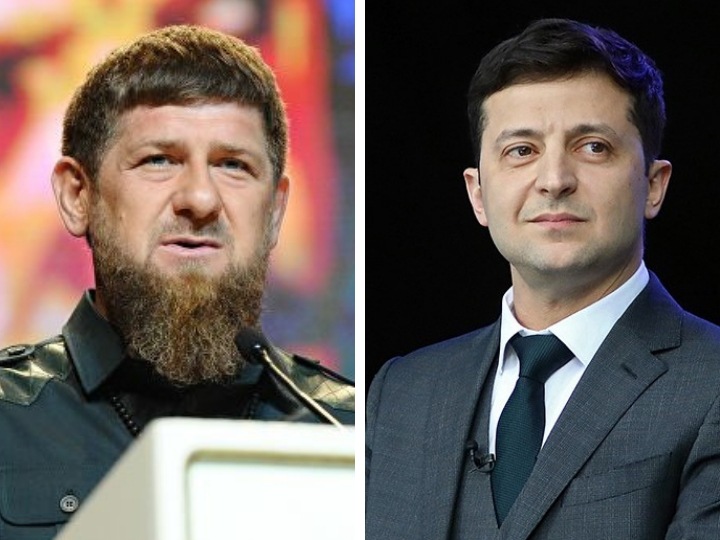 Владимир Зеленский публично извинился перед Рамзаном Кадыровым - ВИДЕО
