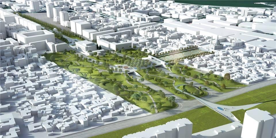 В Баку будет свой «Central Park»