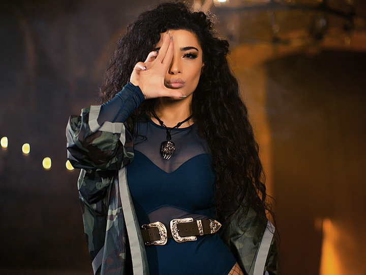 Сямра Рагимли ушла в хип-хоп: «Я первый female артист такого формата в Азербайджане» – ФОТО – ВИДЕО