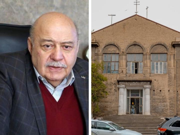 Глава Союза архитекторов Эльбай Касымзаде внес ясность в статус т.н. «Молоканской церкви», идущей под снос – ЭКСКЛЮЗИВ