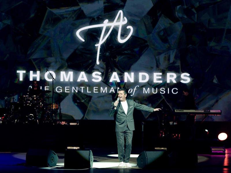 Heydər Əliyev Mərkəzində Tomas Andersin konserti olub – FOTO – VİDEO