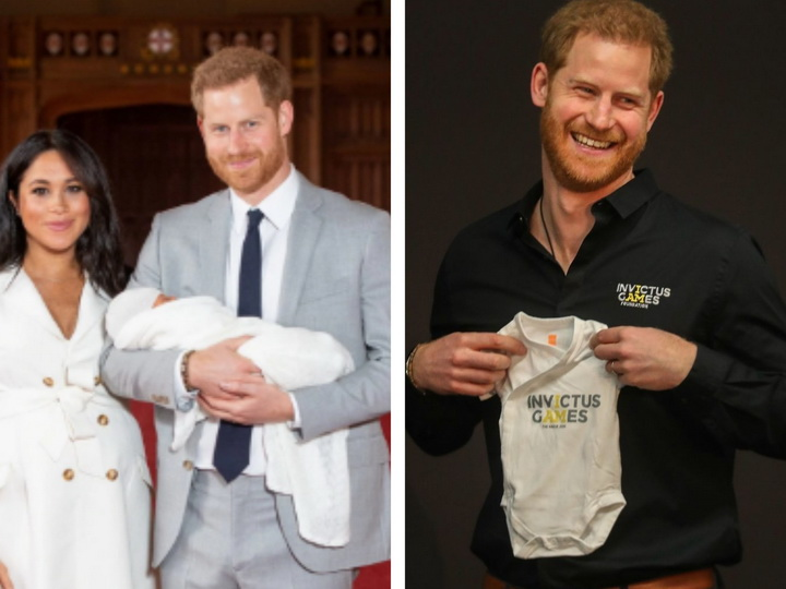 «Я папочка»: принц Гарри умилил пользователей социальных сетей – ФОТО