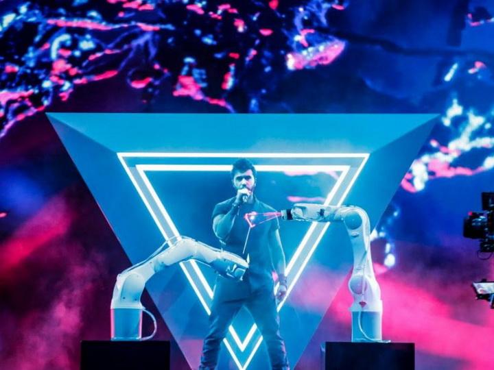 Вторая репетиция Чингиза Мустафаева: Азербайджан в числе главных фаворитов «Евровидения -2019» – ФОТО – ВИДЕО