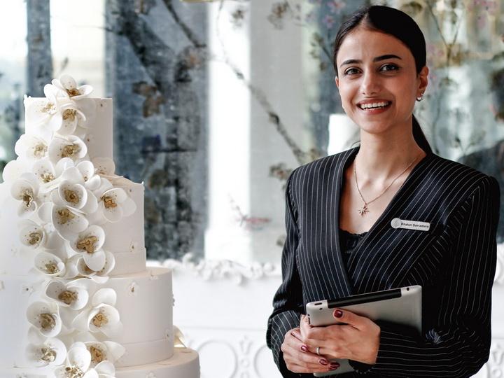 Four Seasons Hotel Baku воплощает свадебные мечты в реальность – ФОТО