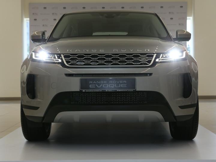 Новый Range Rover Evogue: Роскошный внедорожник для езды в городе и за городом – ФОТО - ВИДЕО
