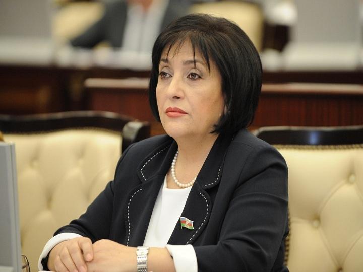 Sahibə Qafarova: İdmanı siyasi oyunlara alət etmək cəhdləri qəbuledilməzdir
