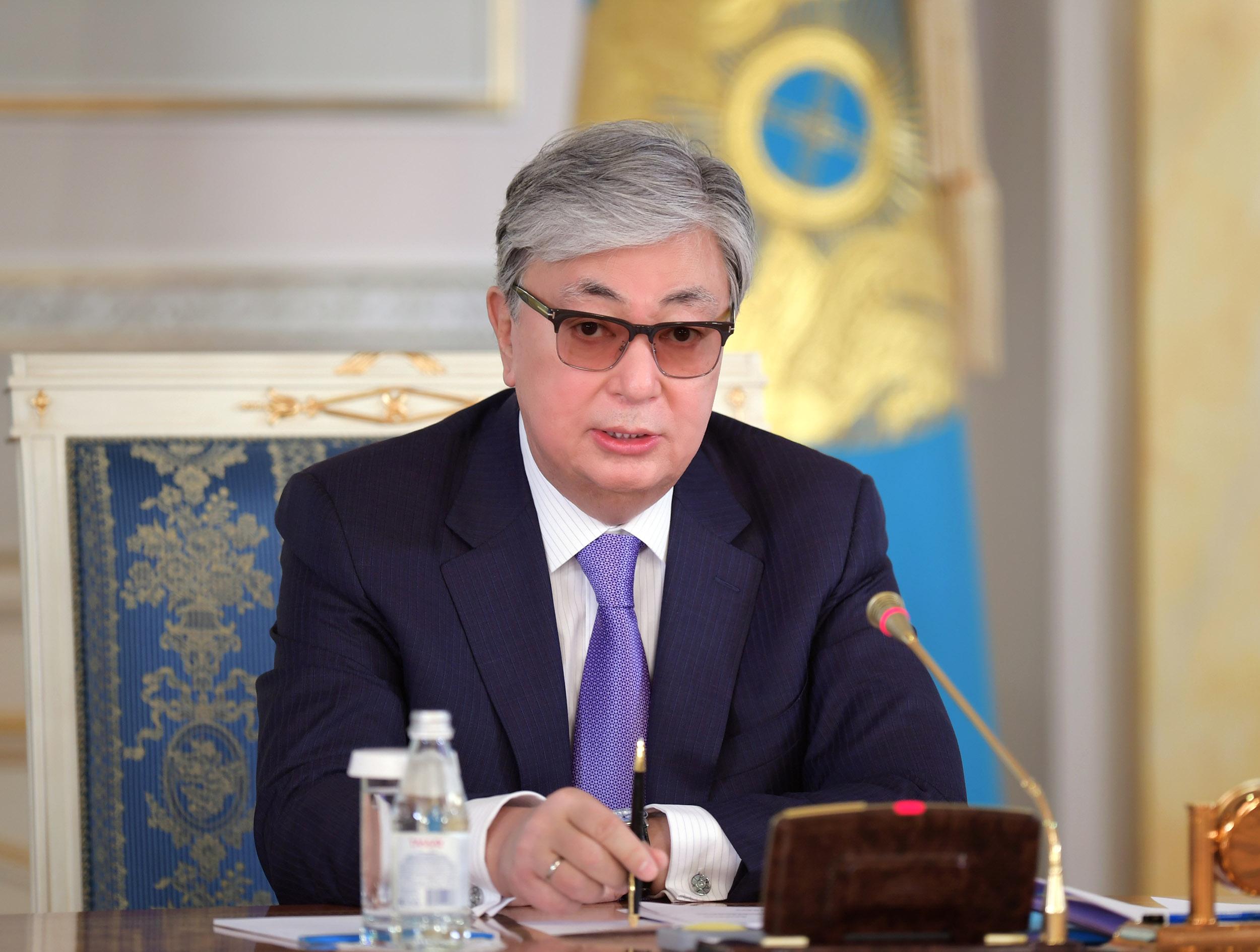 Президент Казахстана призвал готовиться к новой вспышке коронавируса