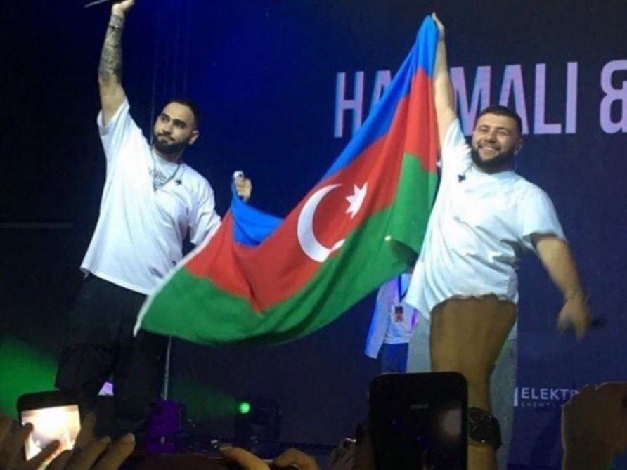 HammAli & Navai: «Азербайджанцы - великая нация!» - ВИДЕО
