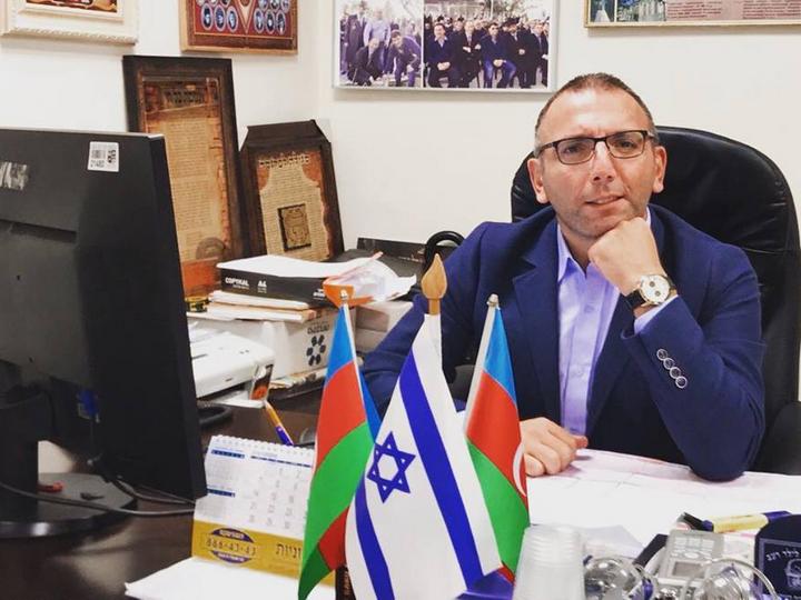 Арье Гут и его любовь к Азербайджану: «Считаю это своей жизненной миссией»