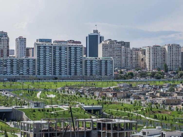 Новый бакинский «Central Park» готов к открытию – ФОТОФАКТ