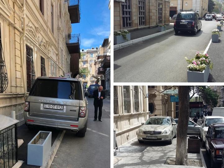«Что имеем – не храним»: Как в центре Баку разрушают отремонтированные улицы – ФОТОФАКТ