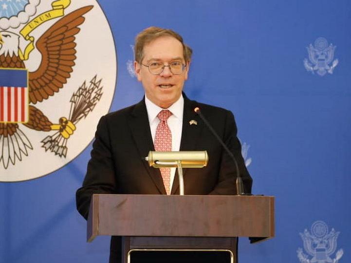 Посол США: У Вашингтона есть сильная политическая воля для развития связей с Азербайджаном