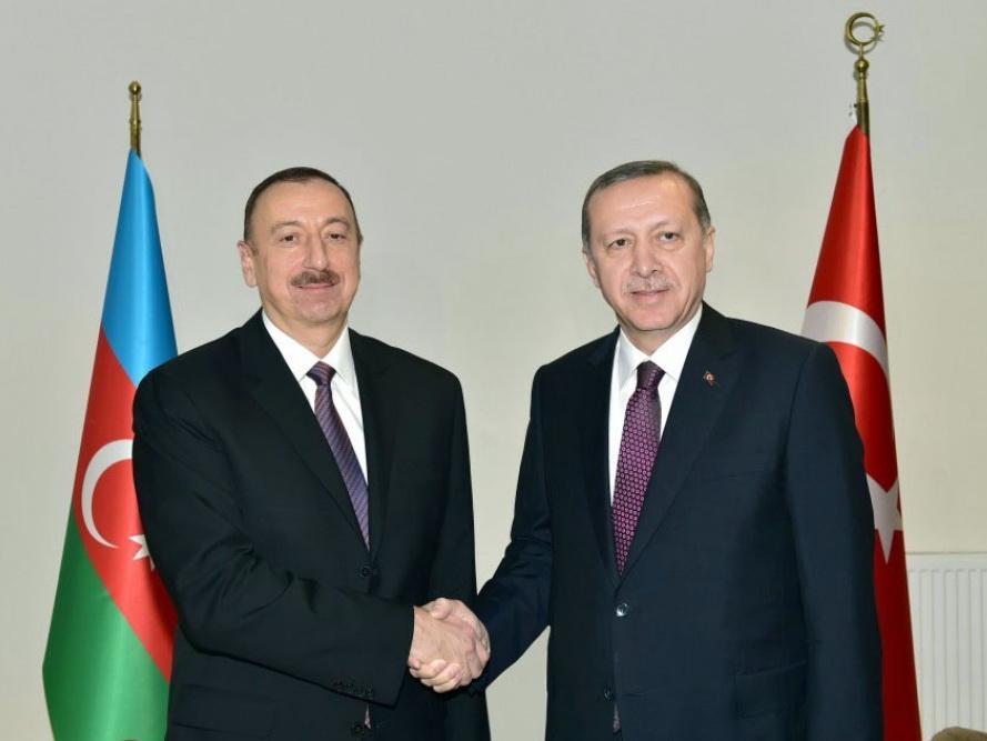 Реджеп Тайип Эрдоган поздравил Президента Ильхама Алиева и азербайджанский народ с месяцем Рамазан