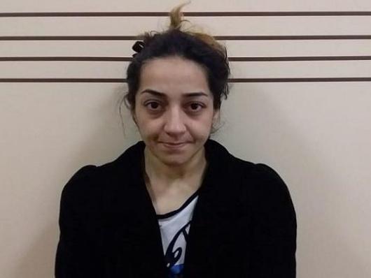 В Баку задержана наркоторговка «Сябиш» - ФОТО