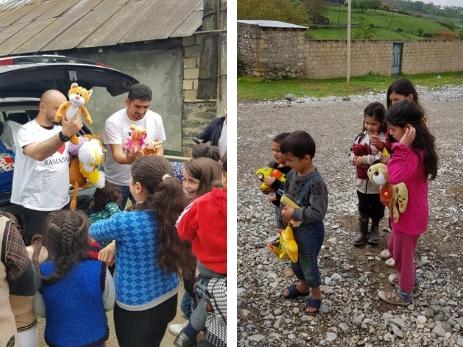 Игрушки для детей из отдаленных сел. Присоединяйтесь к благотворительному проекту #ramazansevinci – ФОТО
