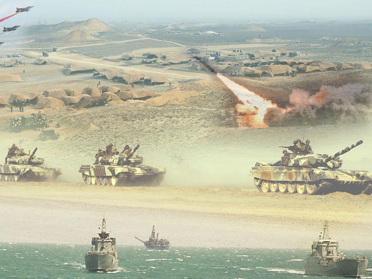 Azərbaycan Ordusu genişmiqyaslı təlimlər keçəcək