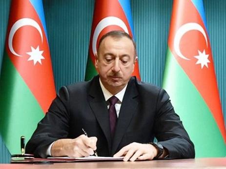 Prezident İlham Əliyev vahid dövlət-biznes elektron reyestrinin təşkili ilə bağlı fərman imzalayıb